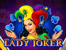 lady joker slot