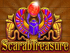 scarab treasure slot