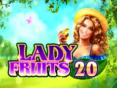 Lady Fruits 20