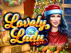 Lovely Lady Xmas